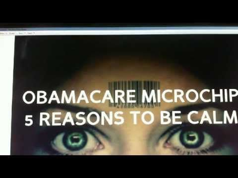 RDID Chip mark of the beast | Being Catholic | Obama, Barack