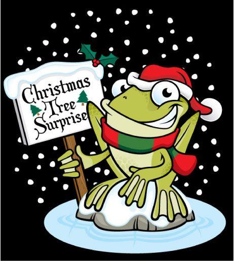 Merry Christmas!!!   Лягушка, Рождество, Новый год