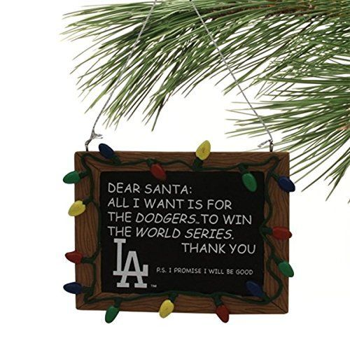 Los Angeles Dodgers Official Mlb 3 Inch X 4 Inch Chalkboard Sign Christmas Ornament Http Smile Amazon Co South Carolina Gamecocks Gamecocks Chalkboard Signs