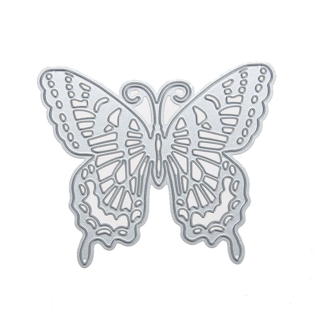 Metal Butterfly Cutting Dies Stencil for DIY Scrapbooking/Card Making/ Decoration Embossing Paper Card Die Cuts