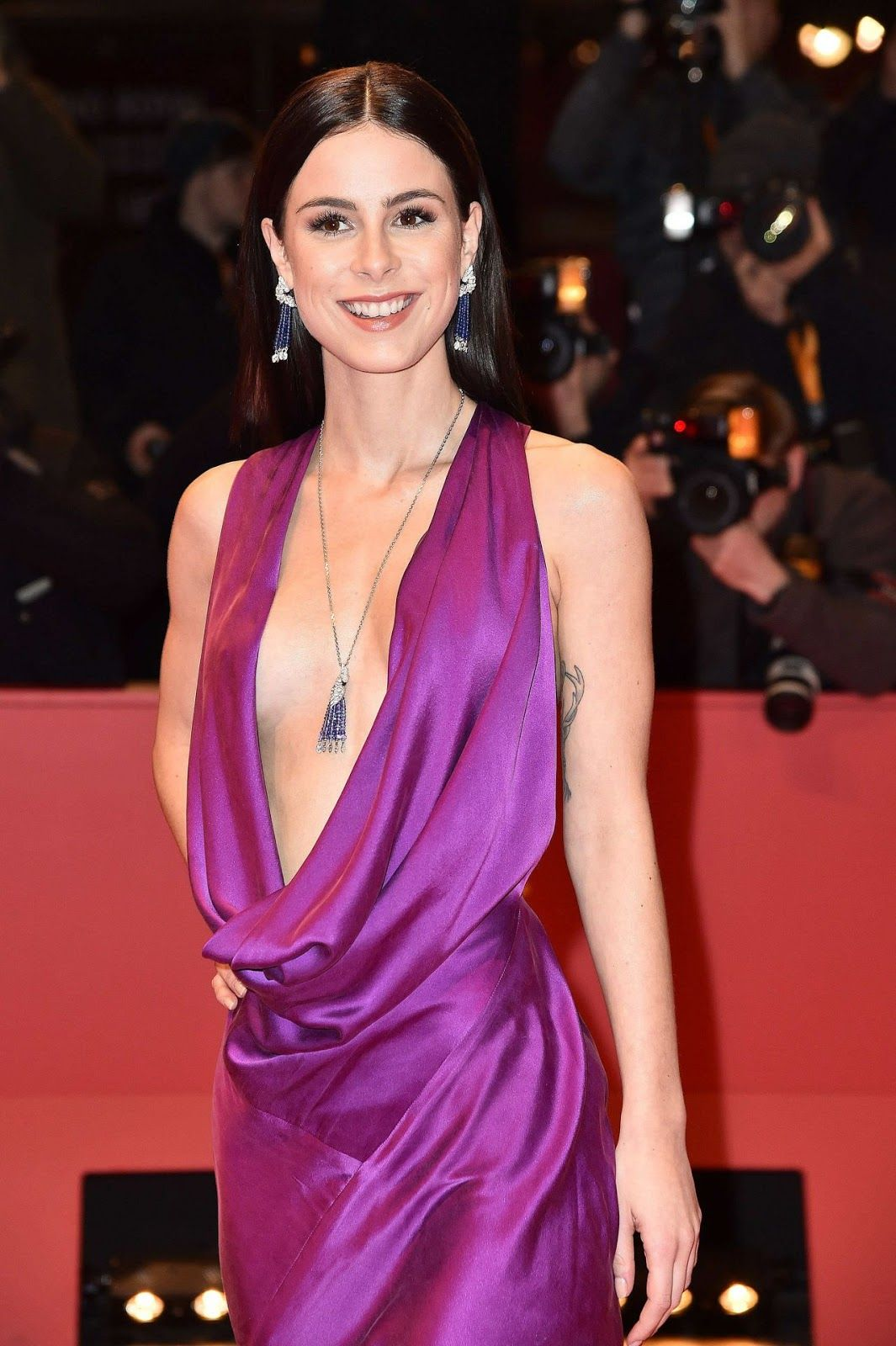 Lena Meyer Landrut Sexy Cleavage Picture | Beauties | Hot ...