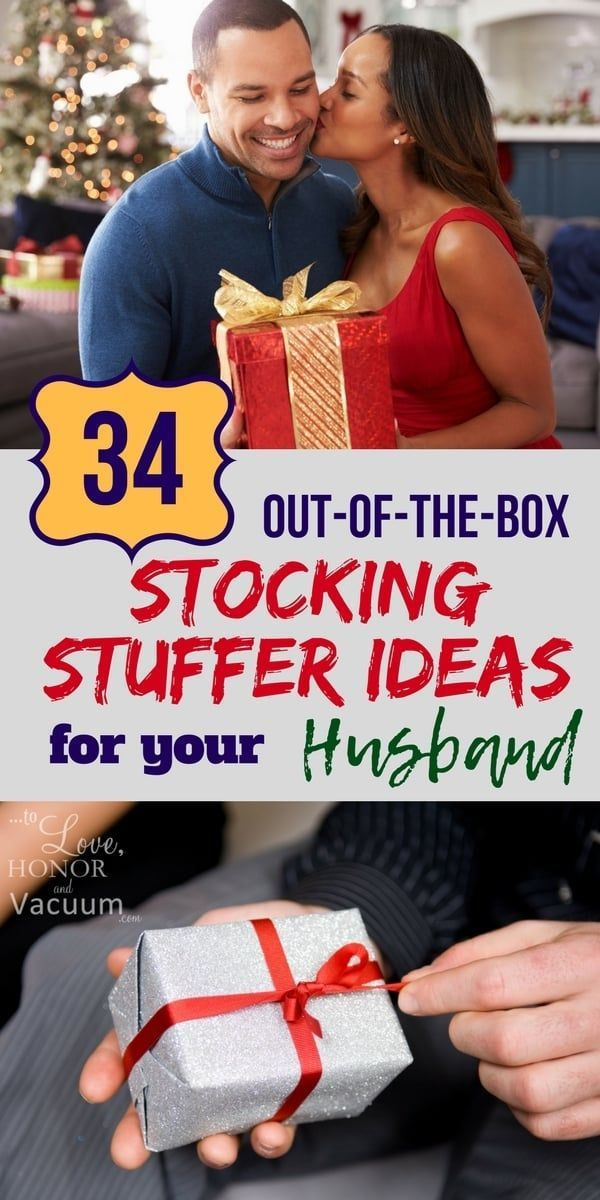 Awesome Stocking Stuffer Ideas for Your Husband! 34 unique ...