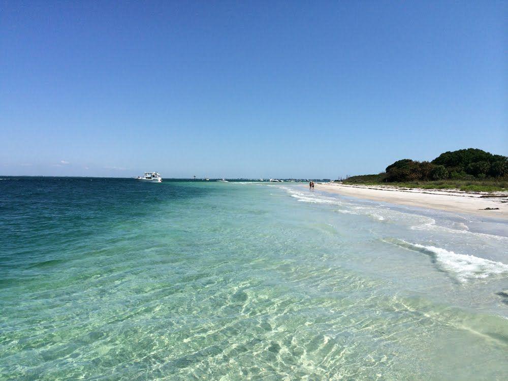 Egmont Key Treasure Island Beach Florida Best Beaches St Pete Clearwater
