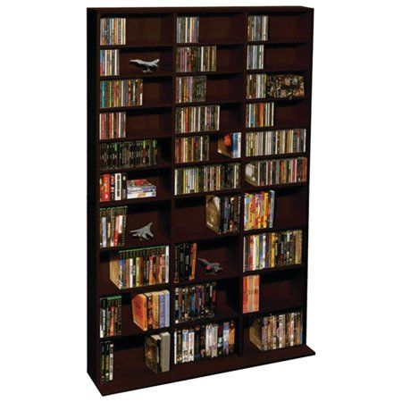 Atlantic Oskar 1 080 Cd Multimedia Shelf Storage Cabinet