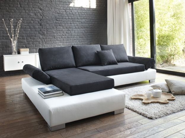 Best The Combination Of Black And White In The Interior Hogar 400 x 300