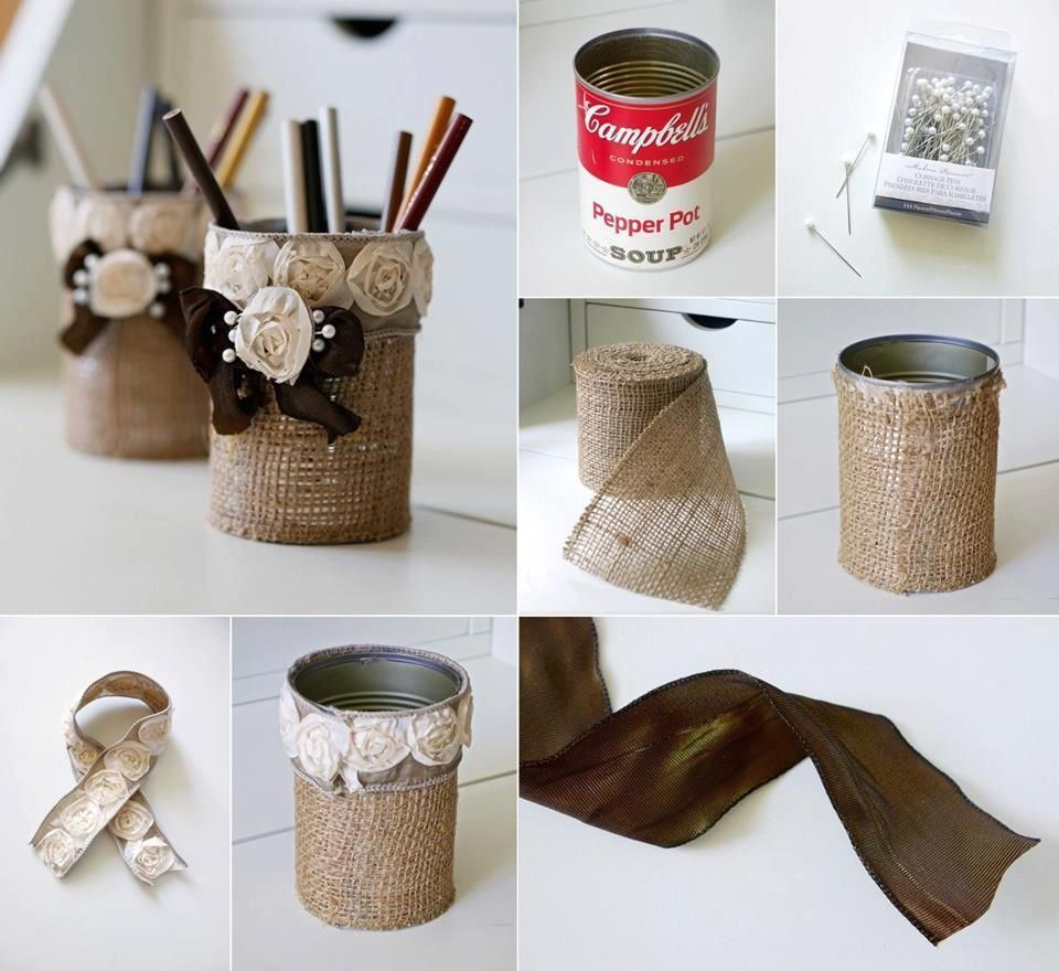 Diy crafty pencil holder pictures photos and images for facebook tumblr pinterest and Home decor craft step by step