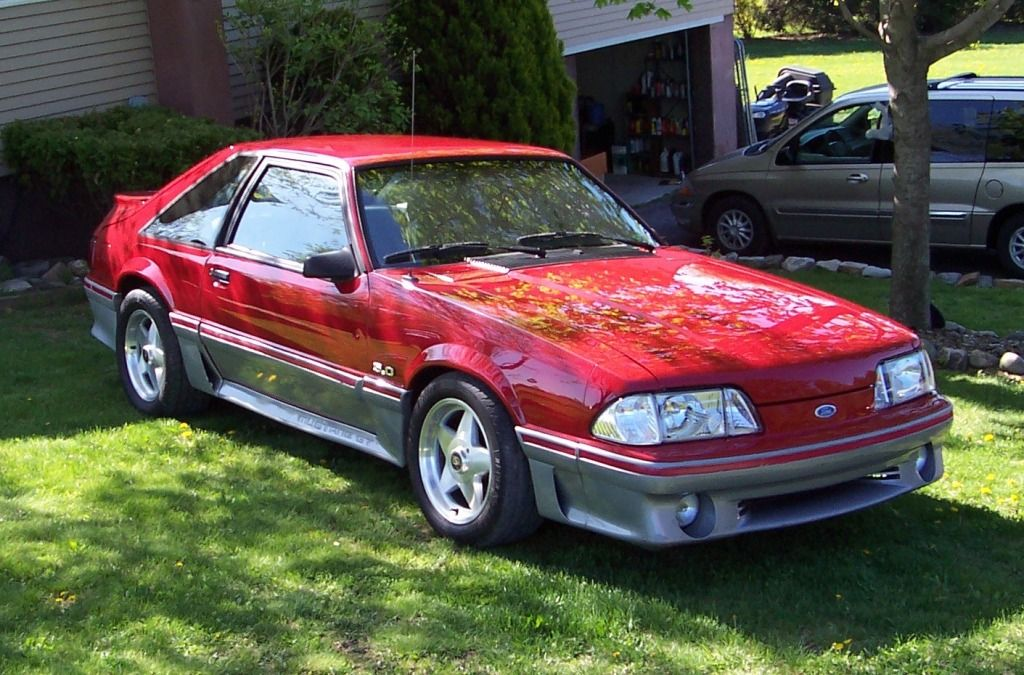 1988 Ford Mustang Pictures Cargurus Mustang Fox Body Mustang Ford Mustang