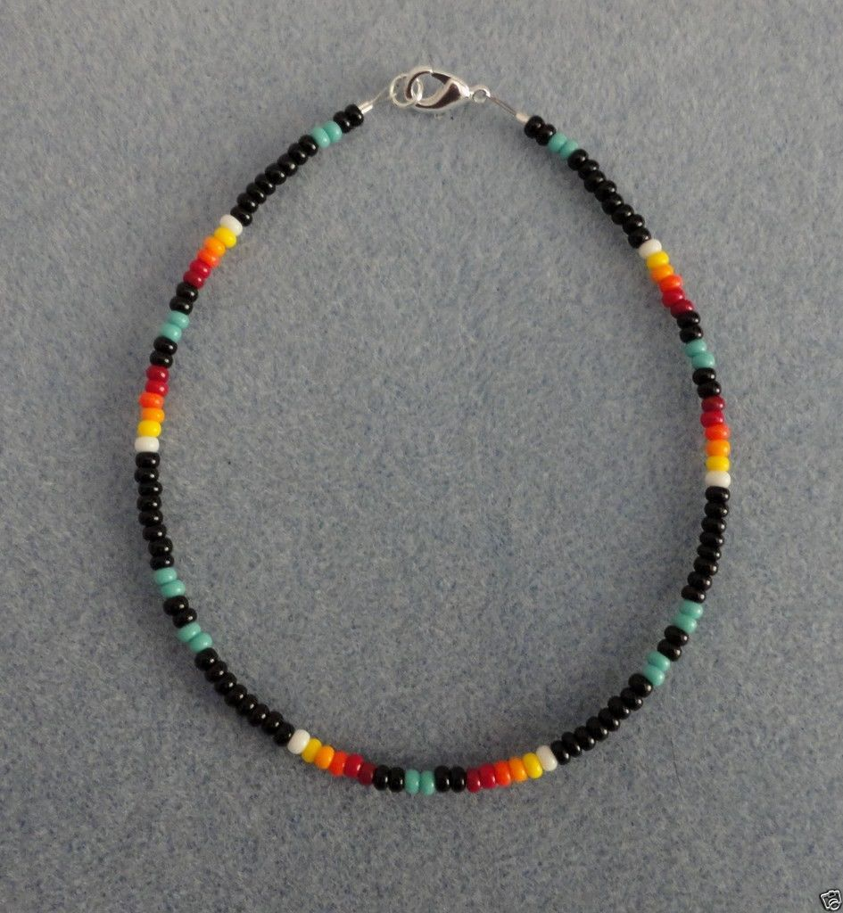 crystal anklet product making