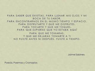 Jaime Sabines Radio Saudade Frases Poemas Amorosos Jaime