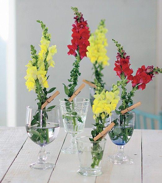 Simples Simples Um Luxo Pequenos Vasos Arranjos De Flores E
