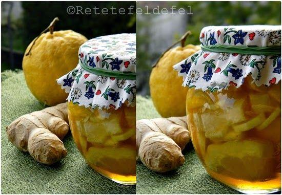 ghimbir cu miere si lamaie beneficii