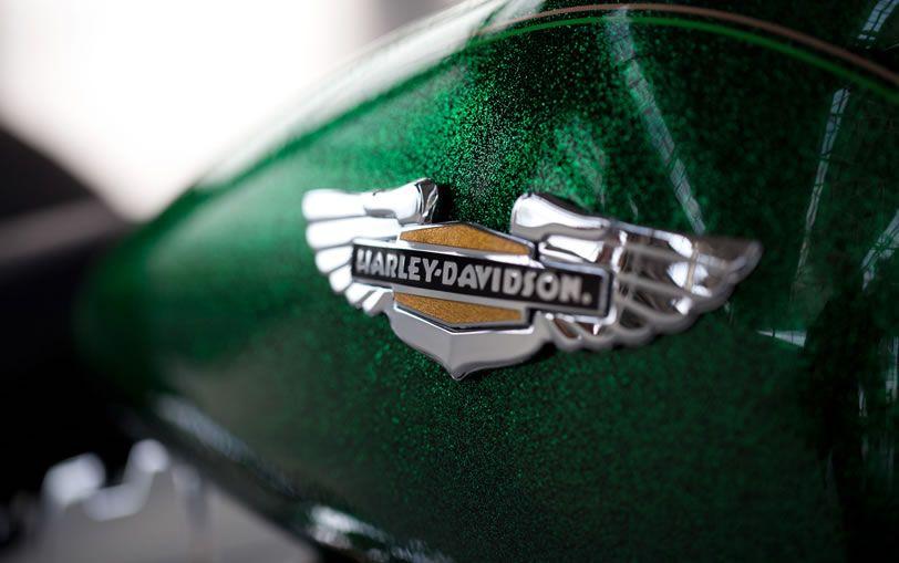 Hard Candy Custom Bike Metal Flake Paint Harley Davidson