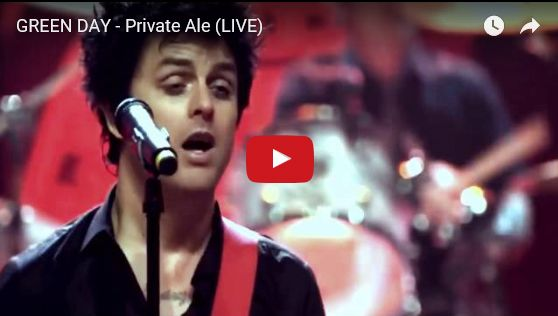 Watch:GREEN DAY - Private Ale (LIVE) See lyrics here:http://greenday-lyrics.blogspot.com/2012/07/private-ale-lyrics-green-day.html#lyricsdome