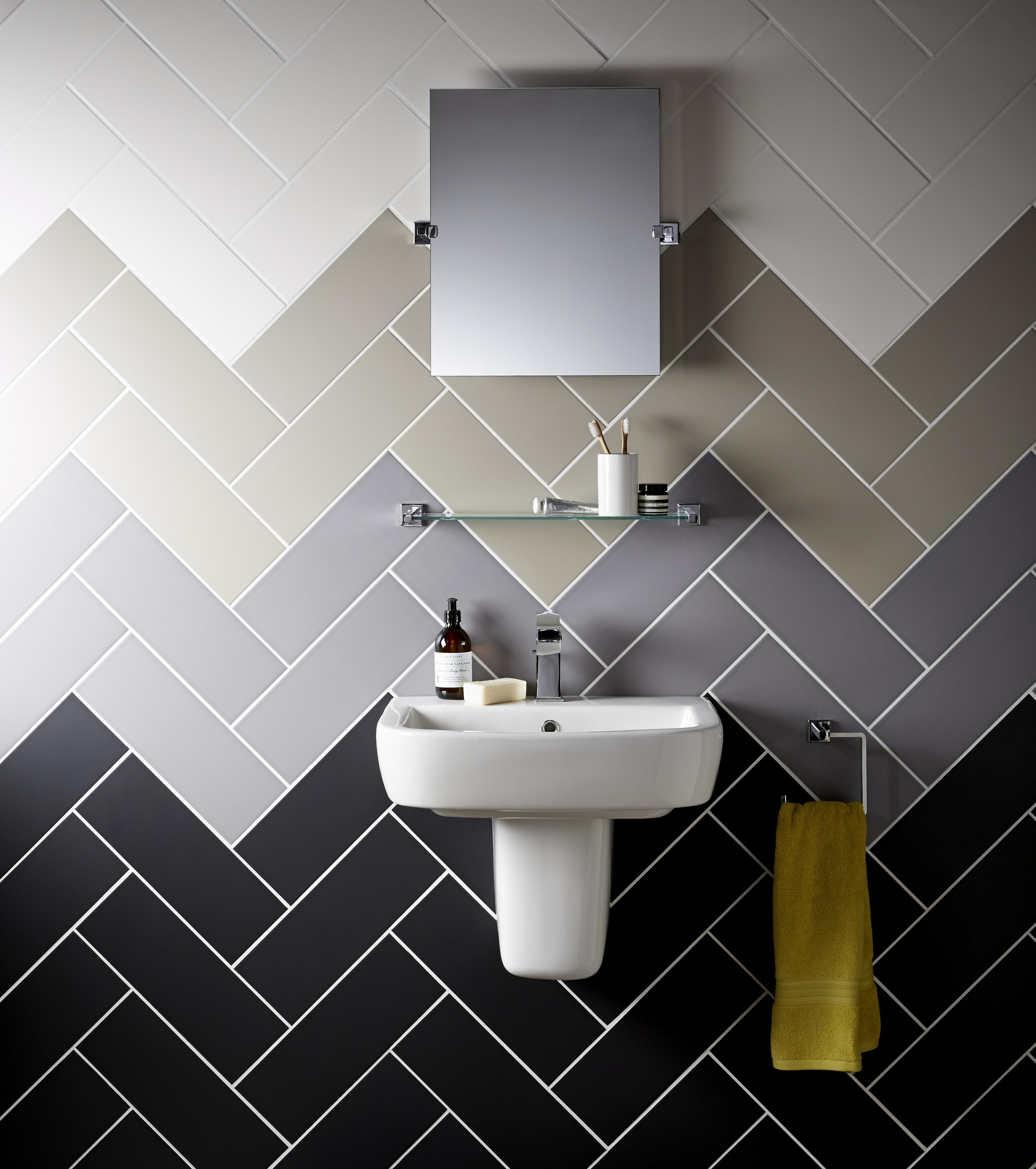 High quality ceramic tiles that create a really luxurious and modern ...