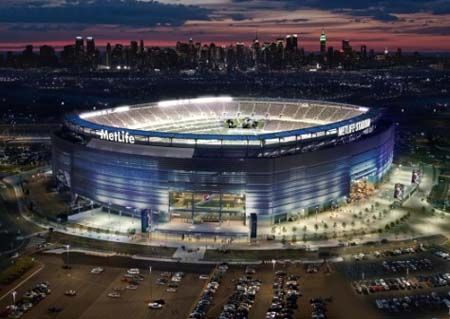 East Rutherford  Home to MetLife Stadium b777066e2