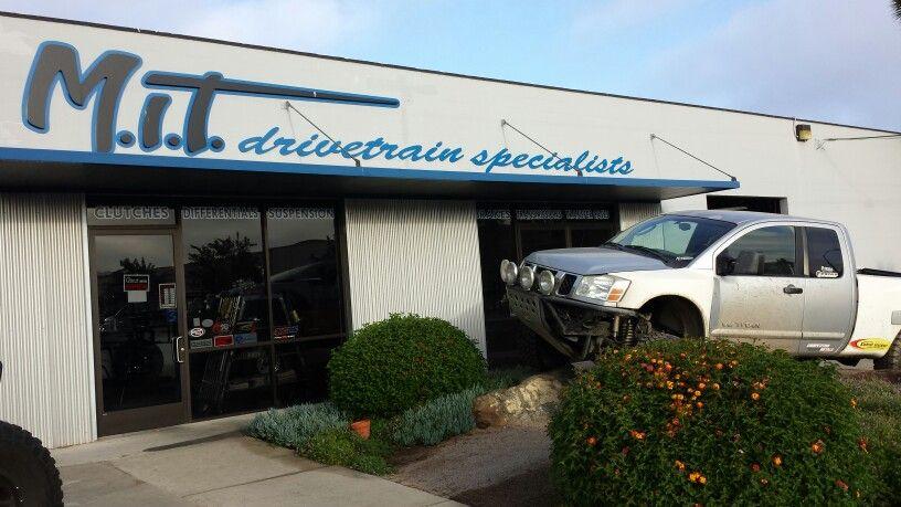 My Titan @ M.I.T Drivetrain Specialists