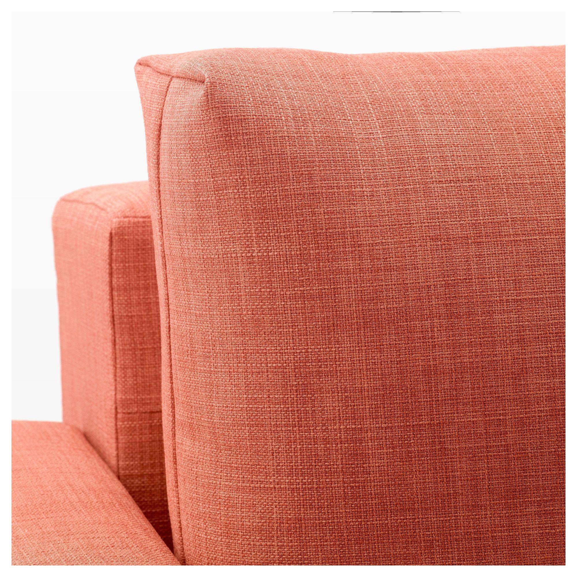 Strange Friheten Three Seat Sofa Bed Skiftebo Dark Orange Ikea In Ibusinesslaw Wood Chair Design Ideas Ibusinesslaworg