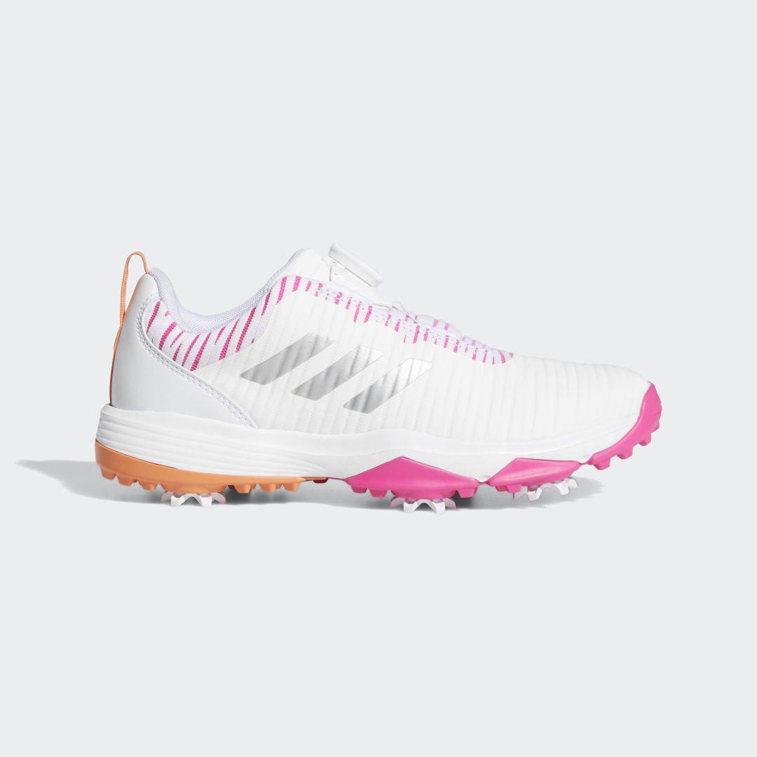 codechaos golf shoes white