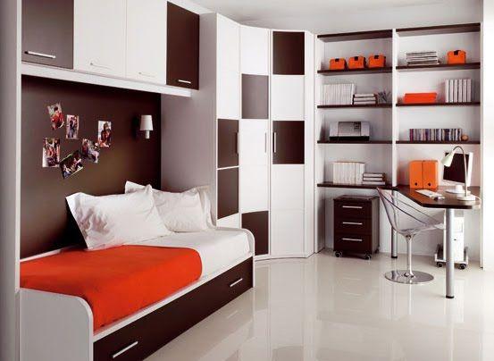 muebles modernos para dormitorios habitaciones Pinterest House