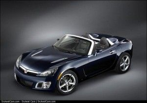2007 Saturn Sky Redline Debuts In New York 260 Hp 260 Lbft   Http:/