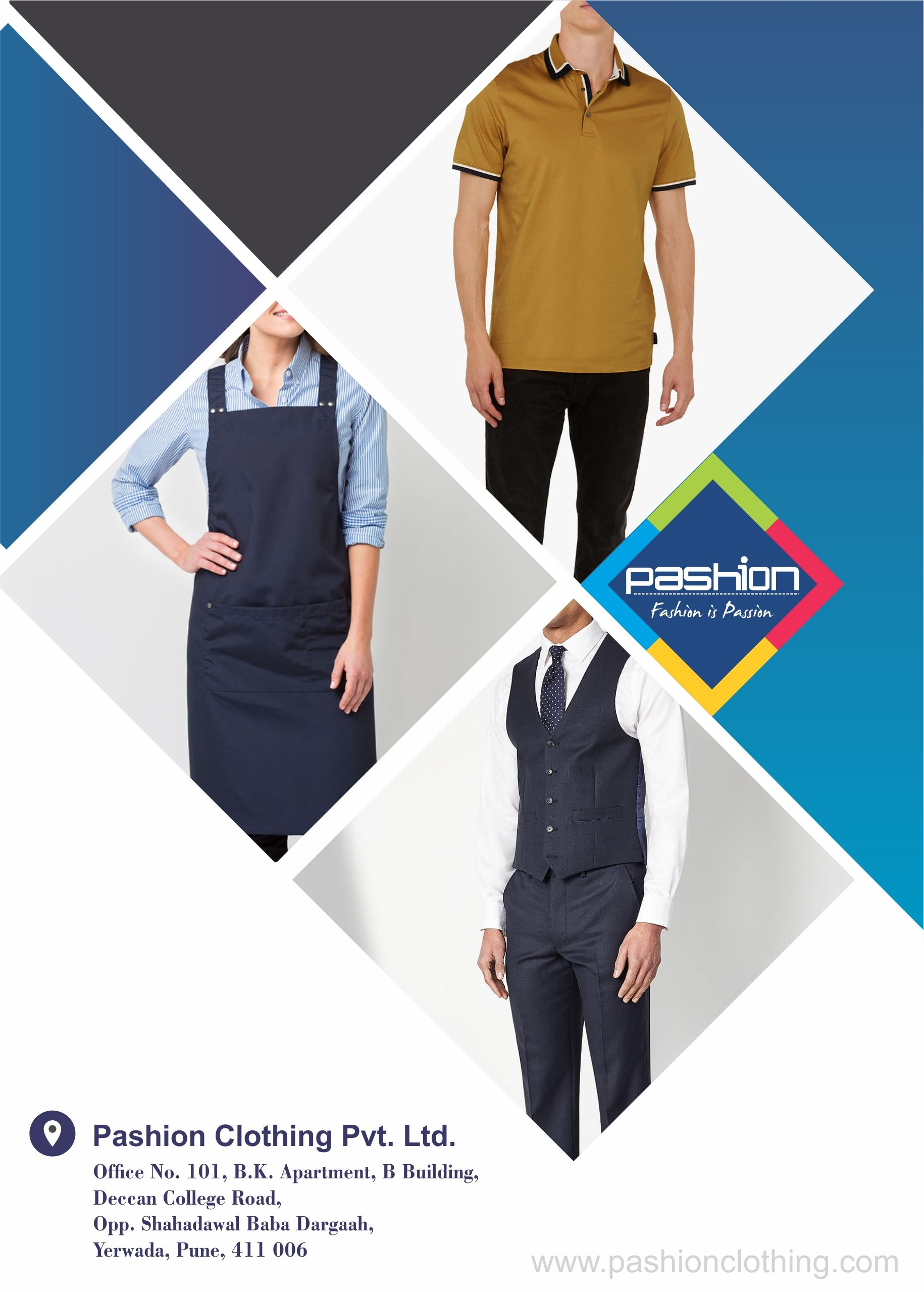 list of garment industry in pune pashion clothing pvt ltd