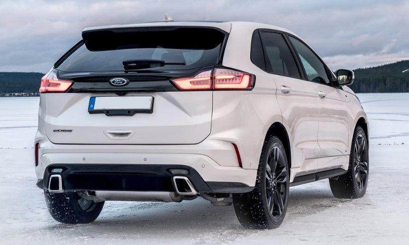 Ford Edge 2020 Design, Changes, Release Date (With images
