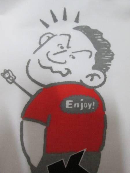 当時物天才たけしの元気が出るテレビ Tシャツビートたけし画像2