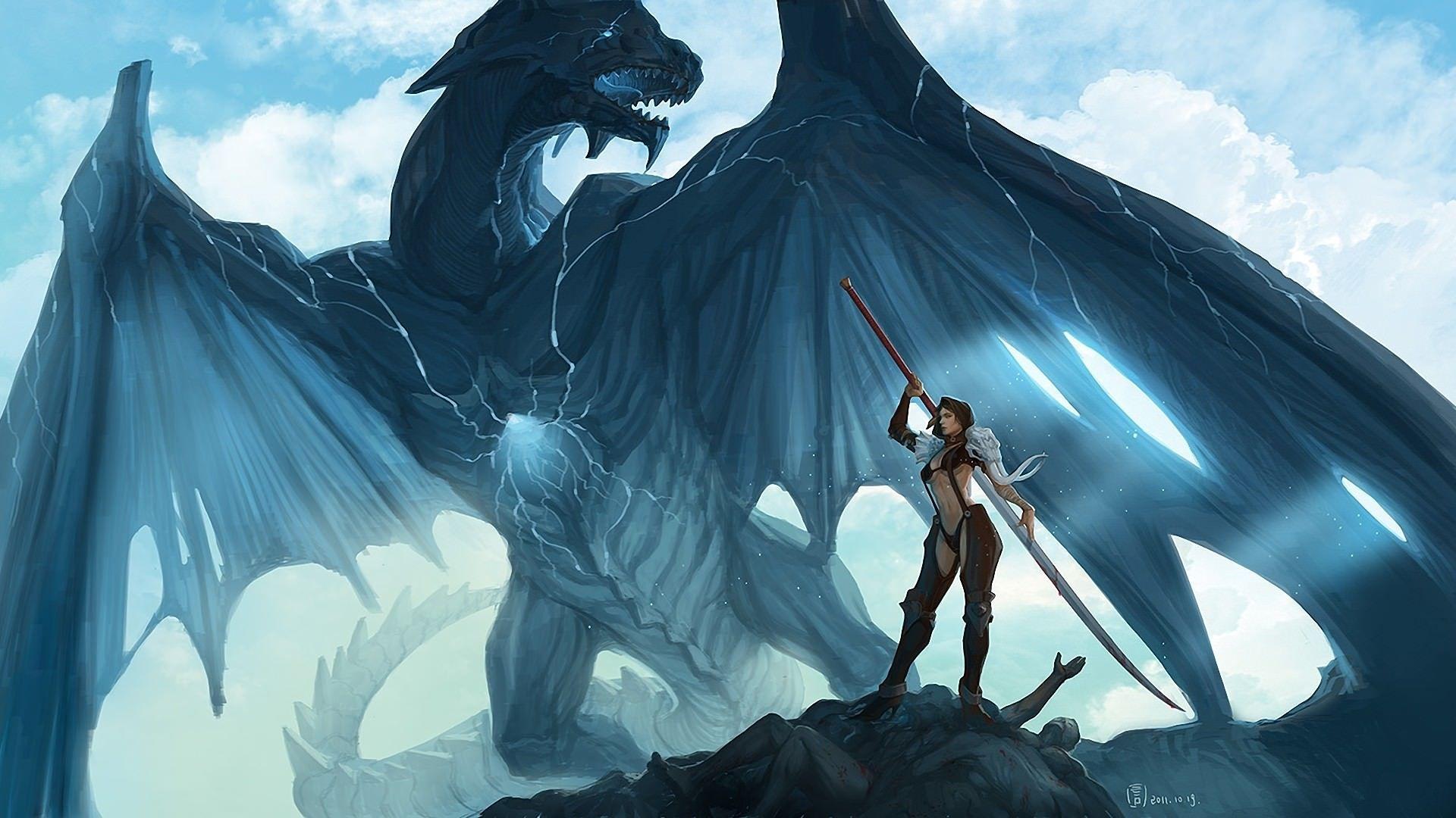 Epic Black Dragon Wallpaper HD Wallpapers 1920x1080 Px 24486 KB