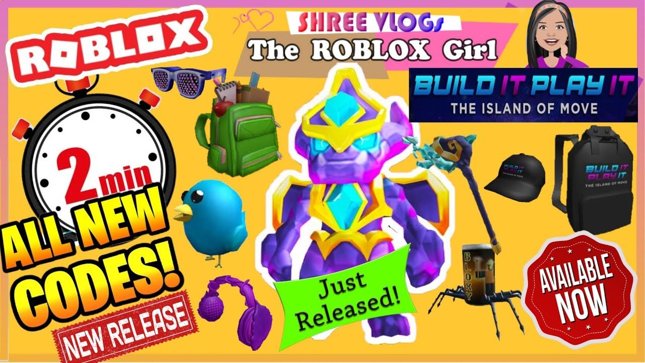 ⏱️ ROBLOX Island of Move Codes 🏝️💃 Just Released Codes NEW