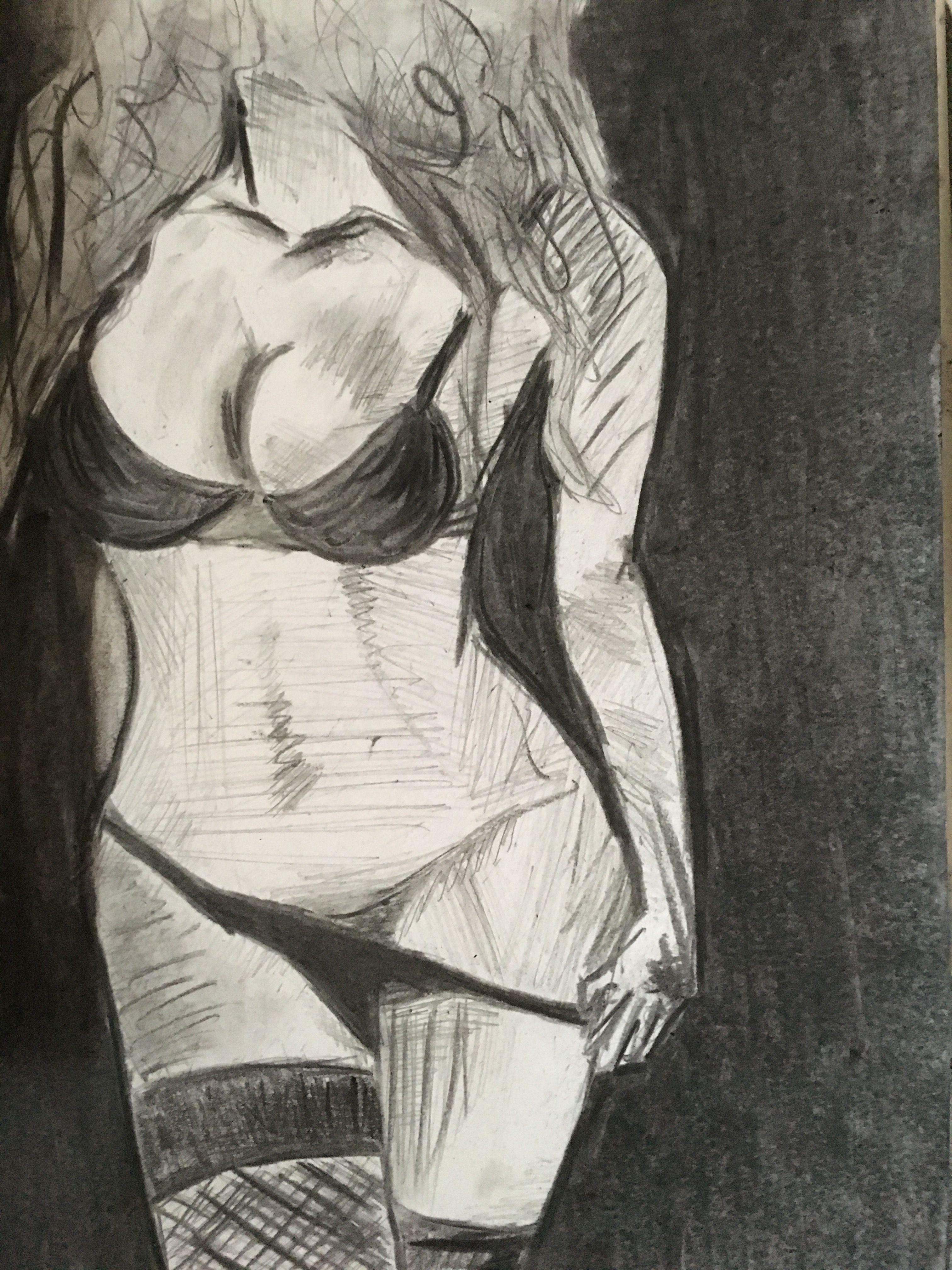 Erotic artwork for women