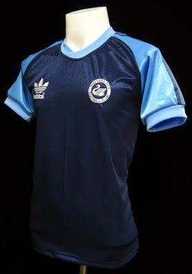 meet c0284 0a7d4 3in1 Football: Swansea City 1980-82 Away Shirt | Swansea ...