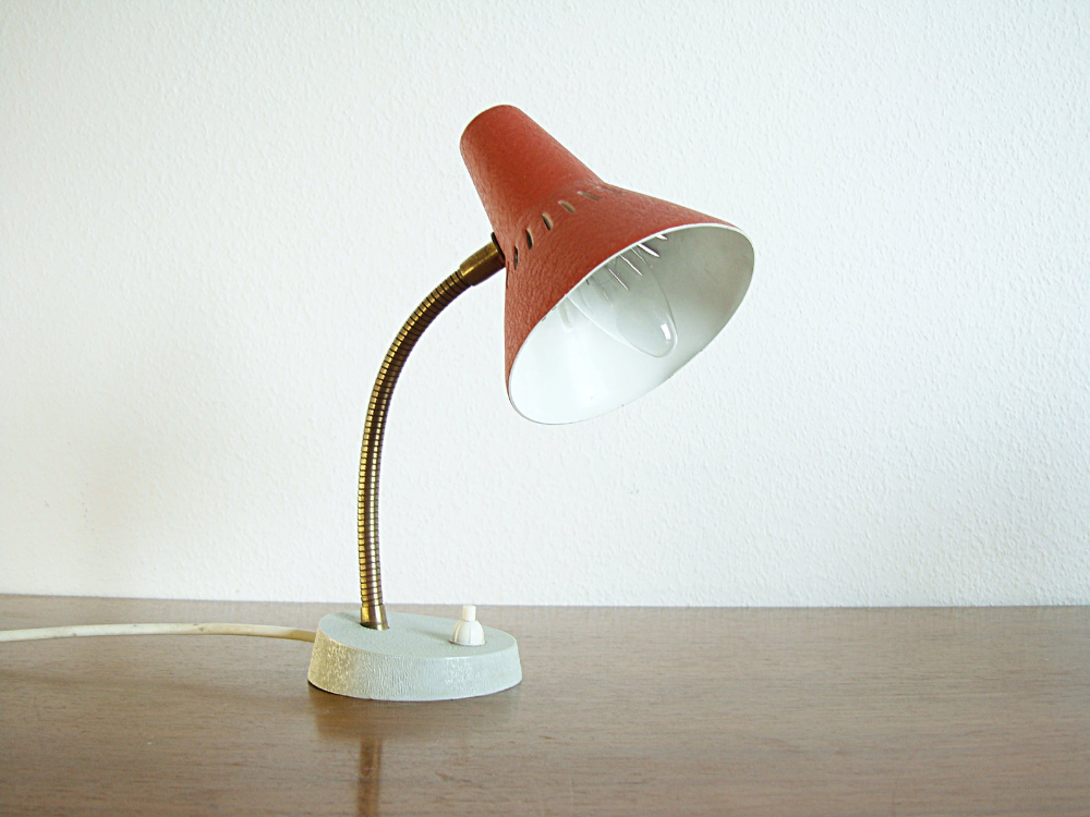 Schlafzimmer Lampe Rot