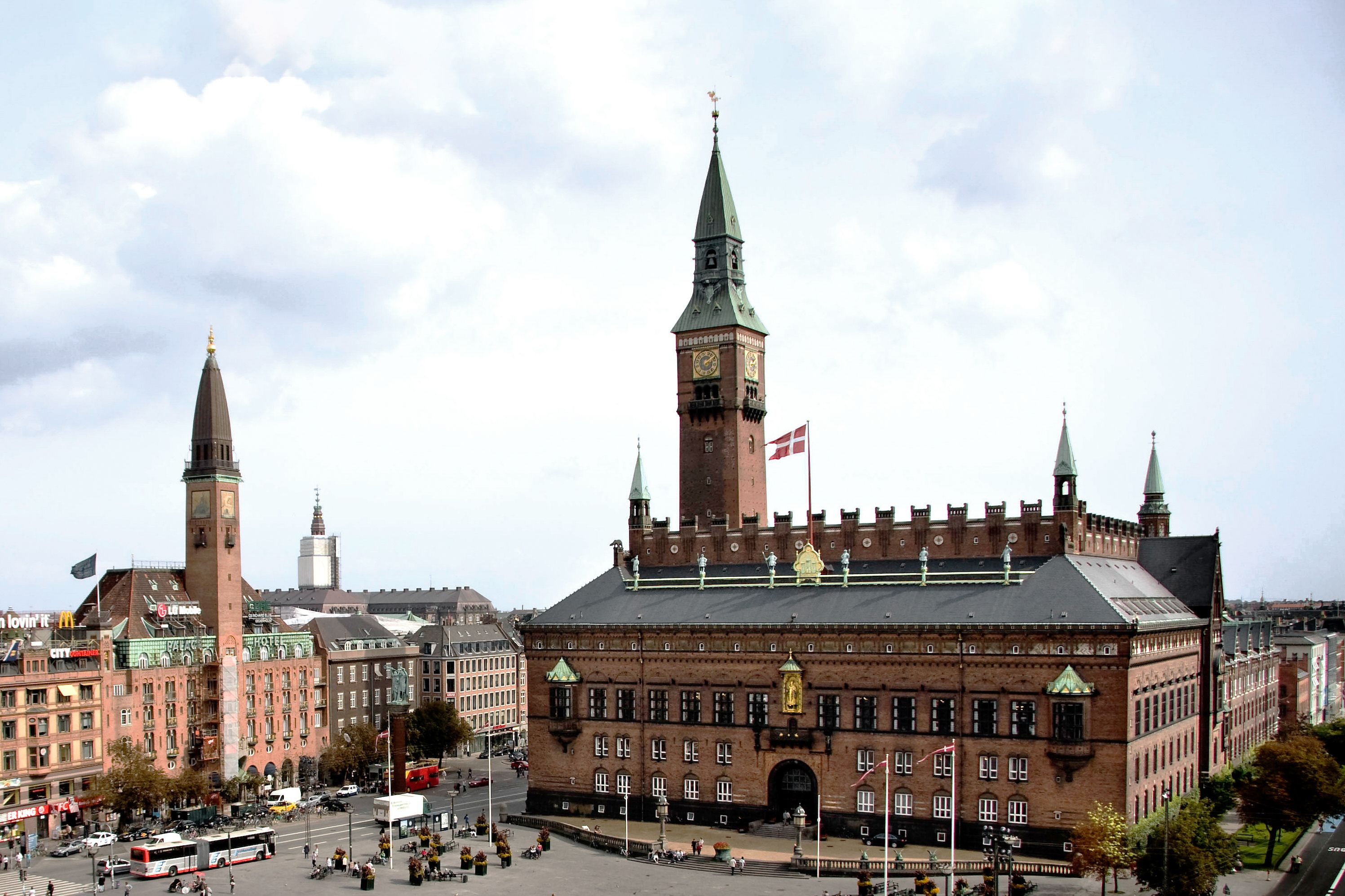 A Brief History Of Scandinavian Architecture Copenhagen City Scandinavian Architecture City Hall