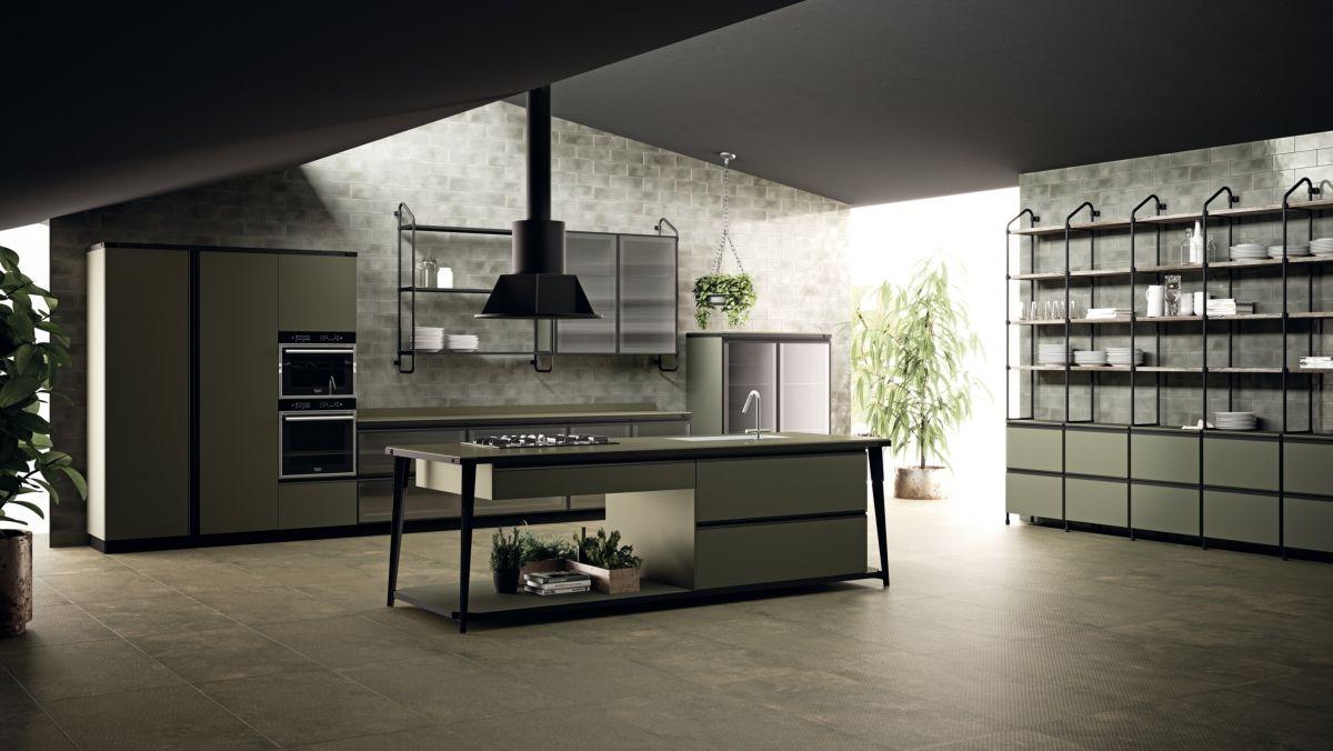 Scavolini e Diesel ancora insieme per gli ambienti cucina e bagno ...