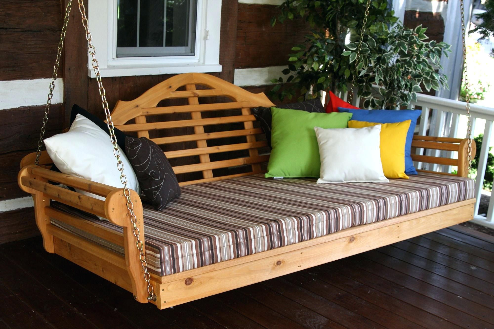 Porch Swing Beds Atlanta For Diy Bed Plans