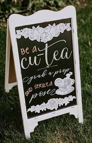 Princess Tea Party For A Second Birthday Celebration – Inspired by This
