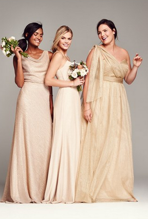 f1080af1b7c Romantic and Ethereal Bridesmaid Dresses You ll Love!