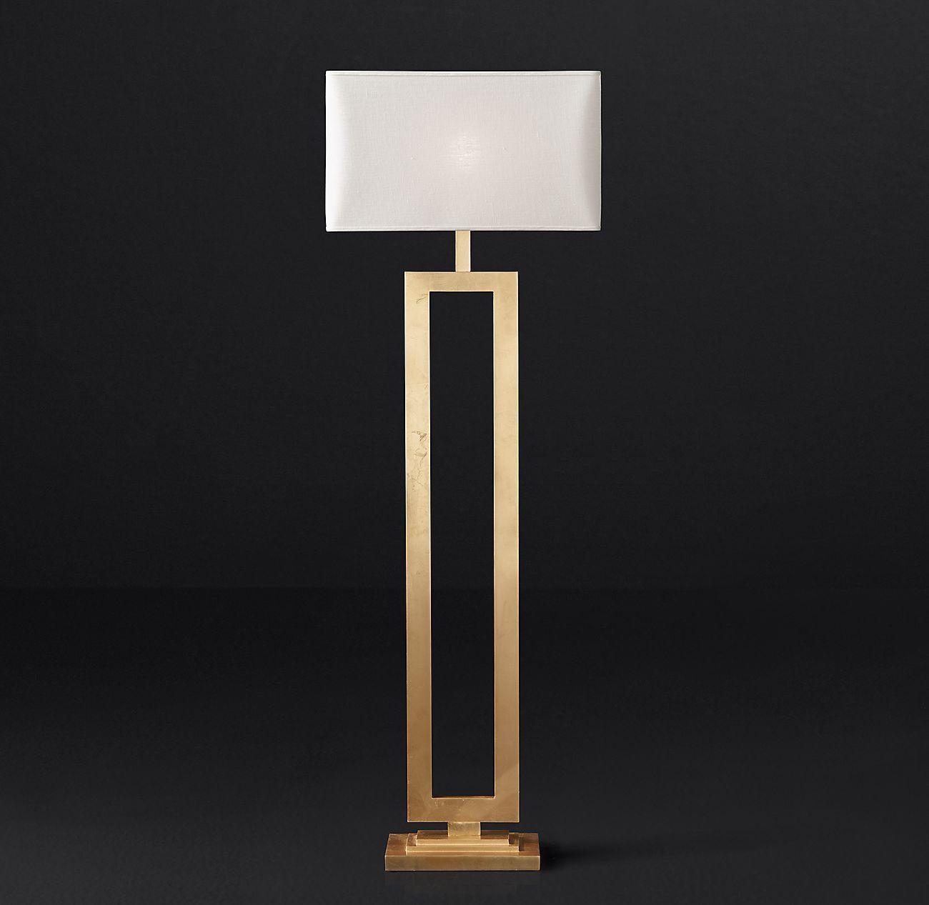 Clarke Floor Lamp in 2020 Floor lamp