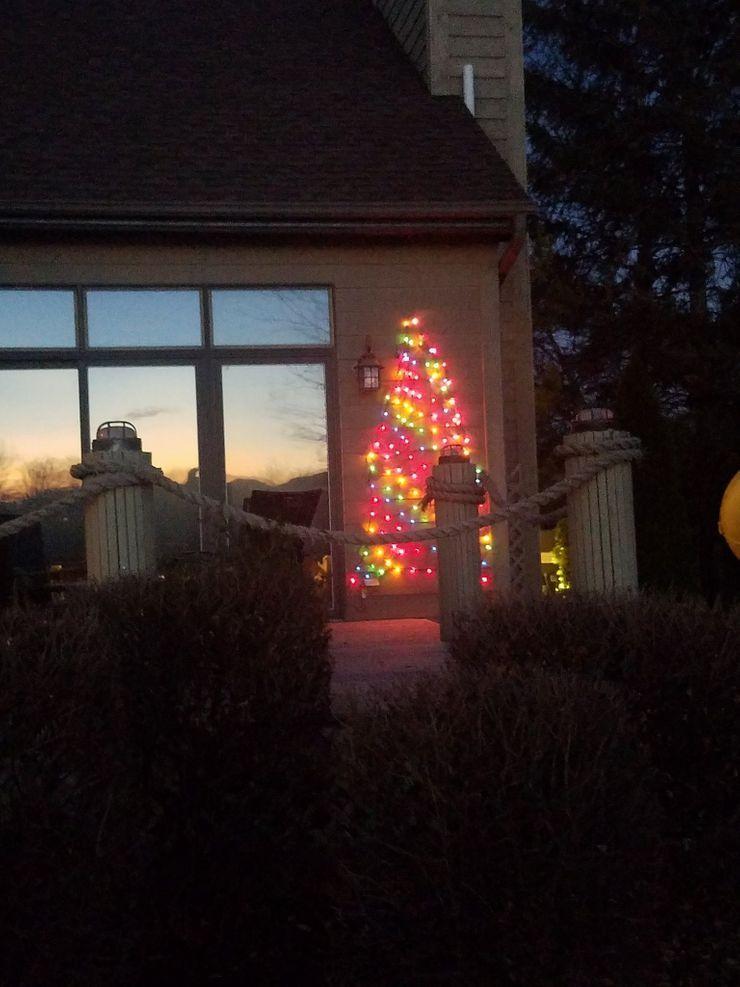 Christmas Tree Net Lights For the Home Pinterest Christmas