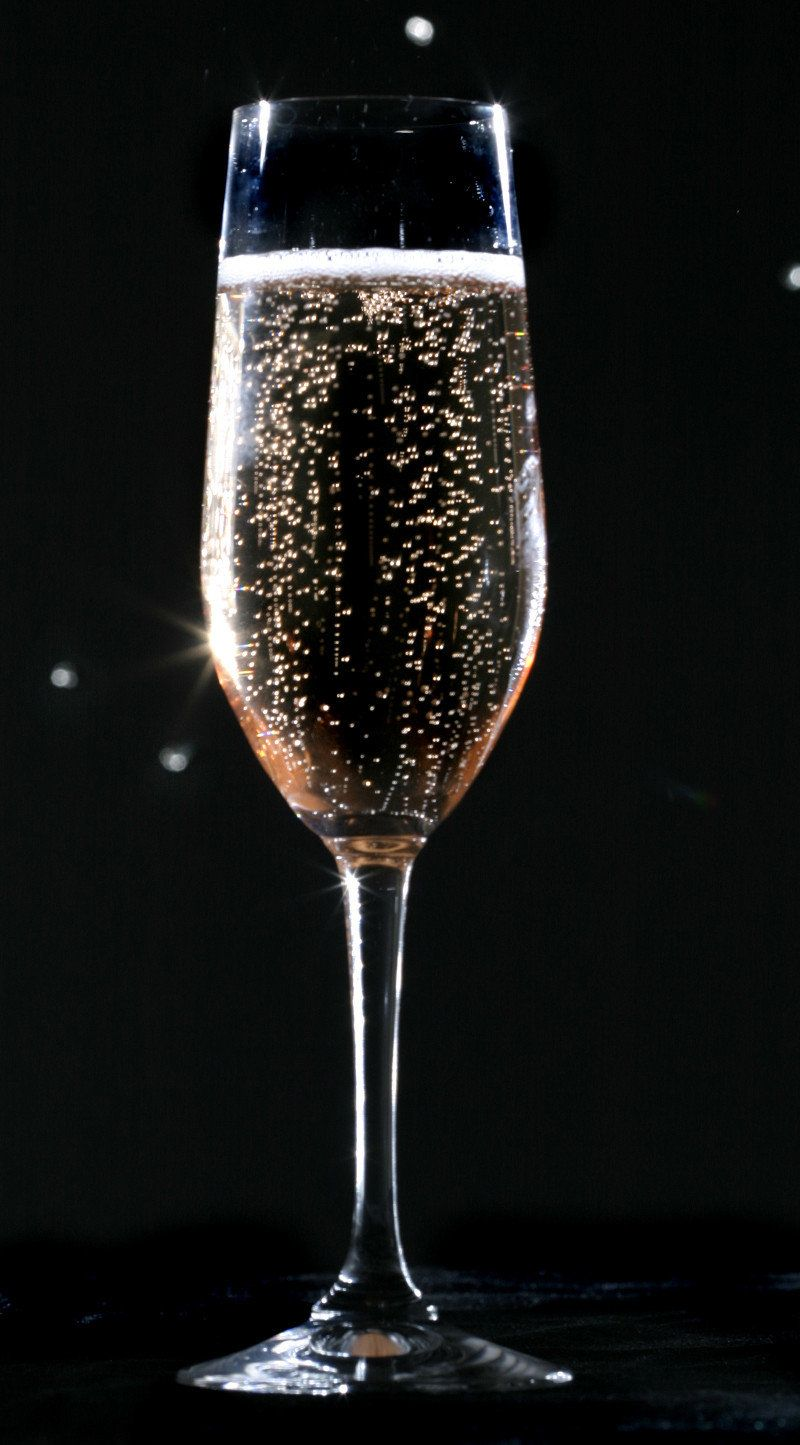 Starry Night - holiday drinks ~ L.A. Times