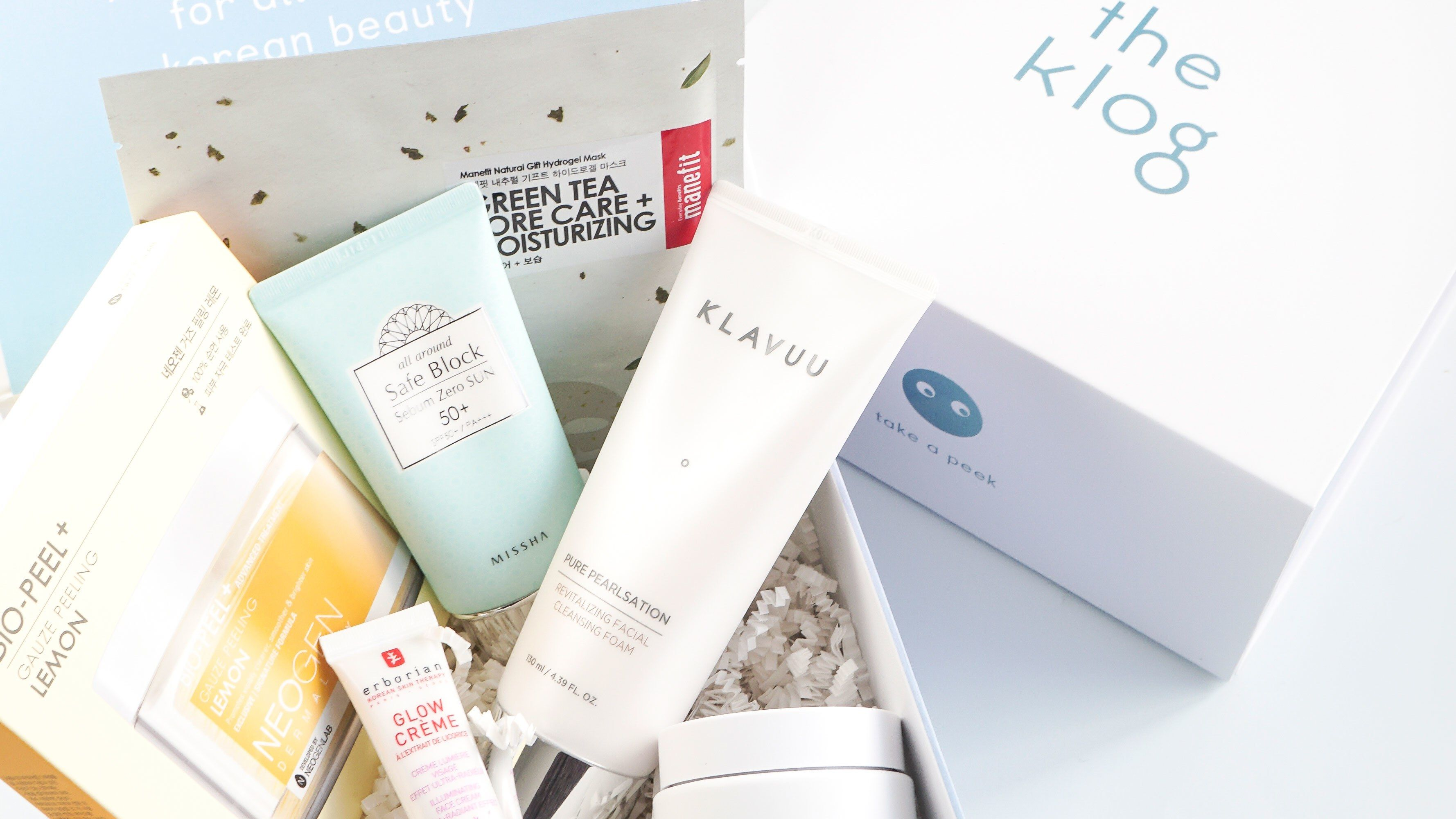Soko Glam's the Klog Box Brings Korean Beauty Goodness Straight to Your Door | Allure