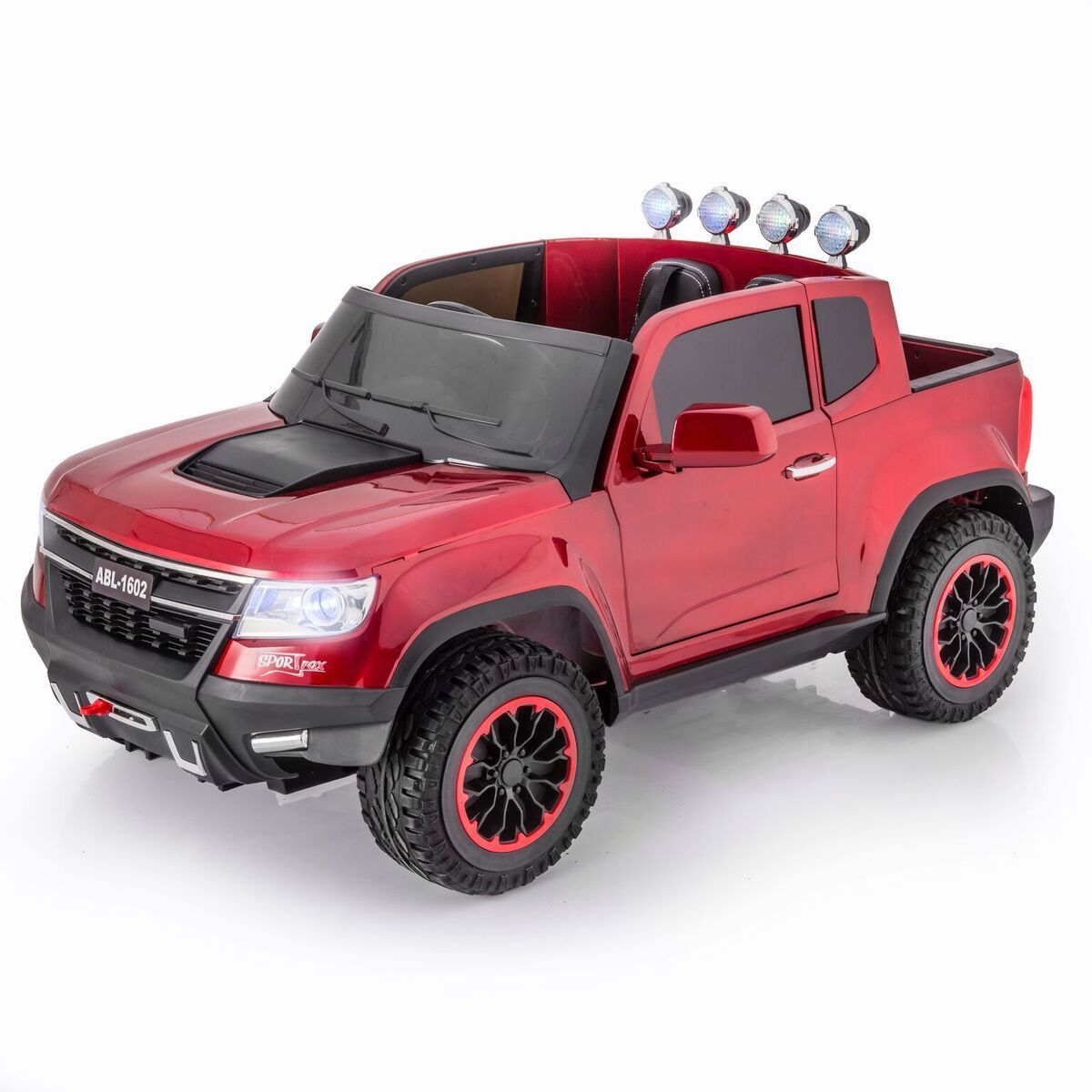 The New, 2017 Chevrolet Colorado 4WD Style One Seater Kids