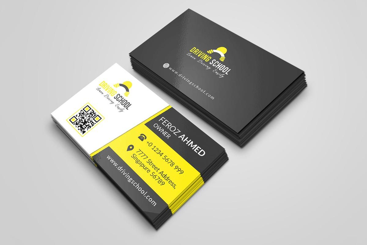 200 Free Business Cards Psd Templates Business Card Template Psd Visiting Card Templates Create Business Cards