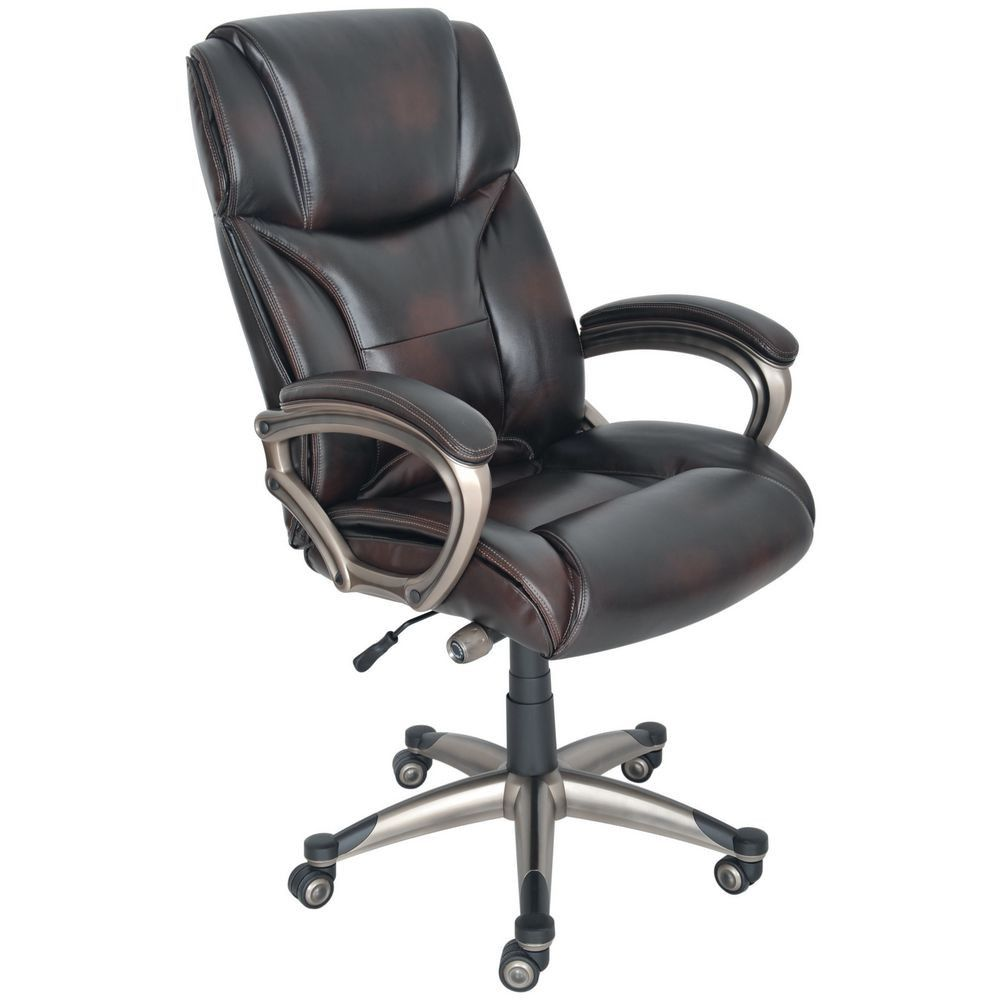 Staples Leather Office Chairs Executive Home Furniture Check More At Http