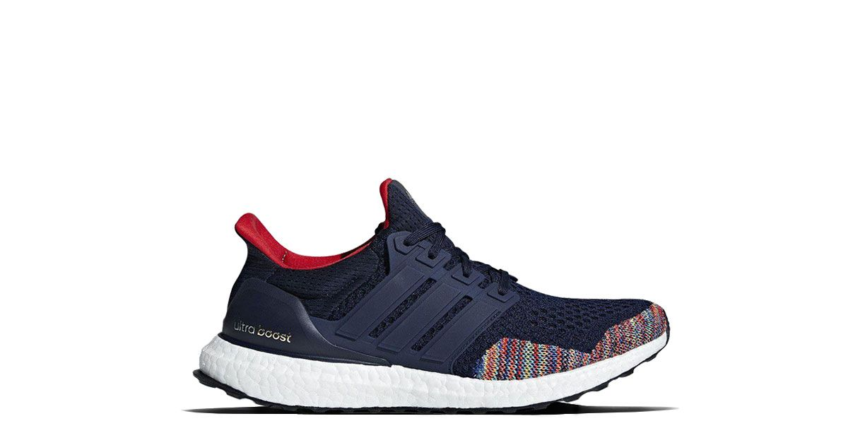 adidas style code ultra boost navy