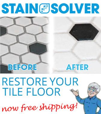 Easy Tile Grout Cleaning Oxygen Bleach Oxy Clean I Tried This