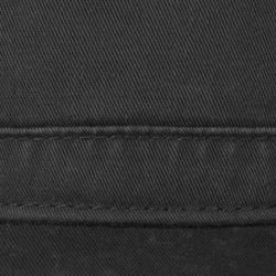 Sportliche Freizeit. Diese sportlich geschnittene Fullcap von Stetson kommt in reiner Baumwolle in gedeckten Farben daher. Die modische Kappe im Armystyle hat einen 40-fachen Uv-schutz und ist daher der optimale Begleiter bei jedem Sommerausflug. Ob beim Baden, Grillen, Stadtbummel oder Spazierengehen – diese Baumwollcap gehört auf jeden sonnenverwöhnten Kopf. Die Armykappe ist komplett geschlossen und mit seitlicher Stetson-Stickerei verziert.