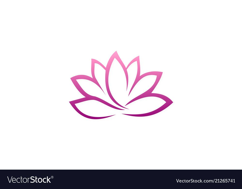 Abstract Lotus Flower Logo Download A Free Preview Or High Quality Adobe Illustrator Ai Eps Pdf And H Lotus Flower Logo Flower Logo Lotus Flower Logo Design