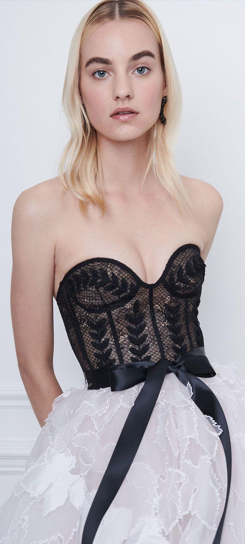 Oscar de la Renta Resort 2019 - Fashion designer , 2019 fashion, womenwear 2019 #fashion