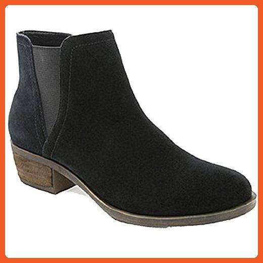 PICK SIZE New Kensie Women/'s Garry Bootie Short Ankle Boots Suede Black
